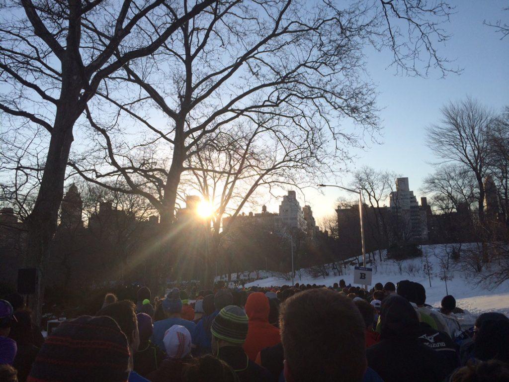 NYC Half Marathon