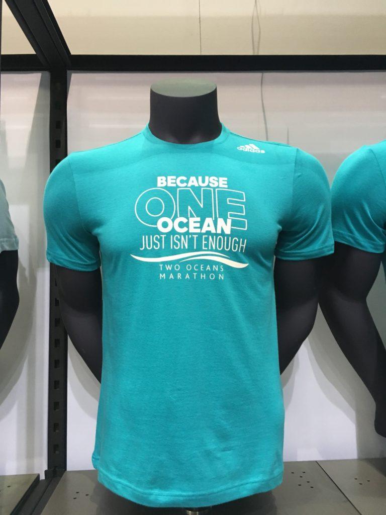 Two Oceans Marathon T-shirt