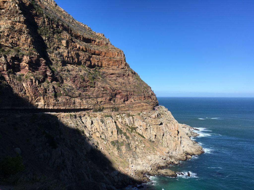 Two Oceans Marathon: Chapman's Peak