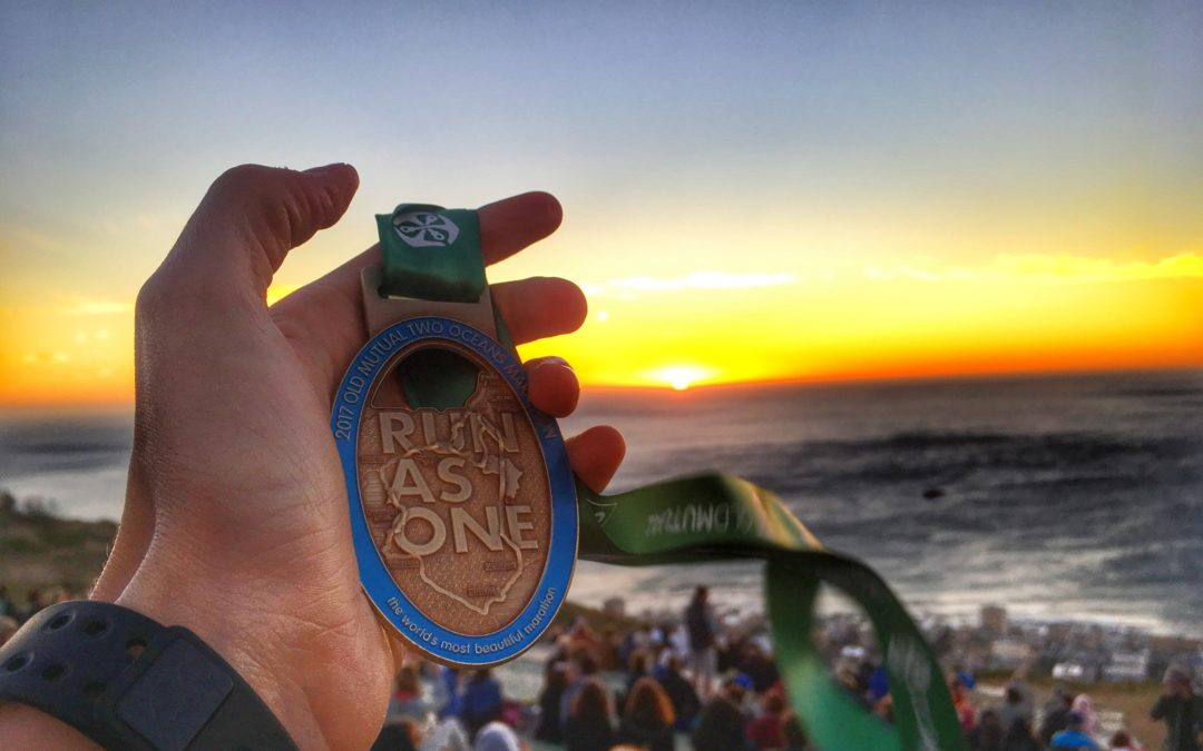 My Two Oceans Marathon experience