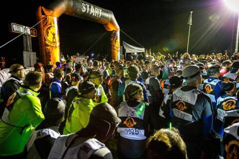 Europe's Toughest Mudder start
