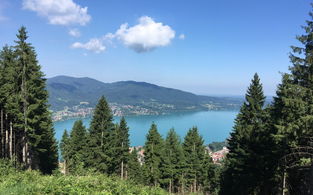 Tegernsee Half Marathon and 10k