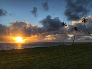 Sonnenaufgang für den Morgenmensch