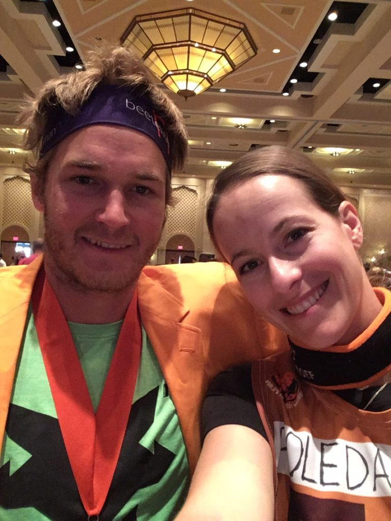 World's Toughest Mudder Brunch