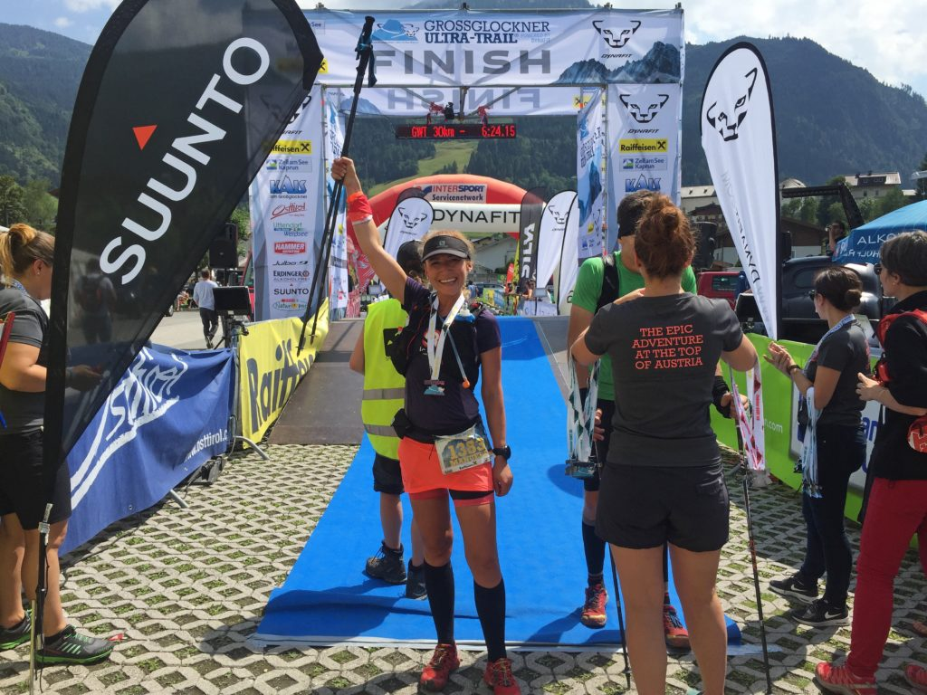 Racing helps Manuela to stay motivated