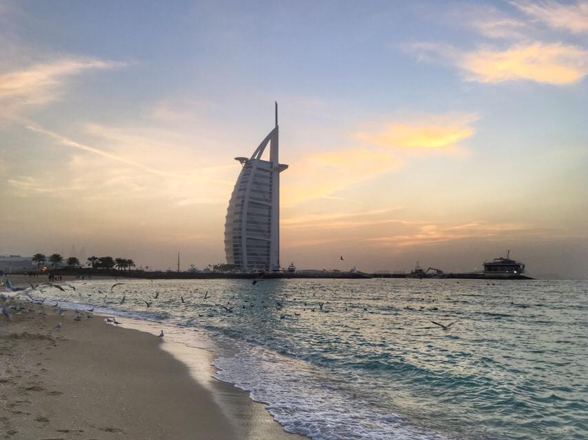 Dubai Marathon race review