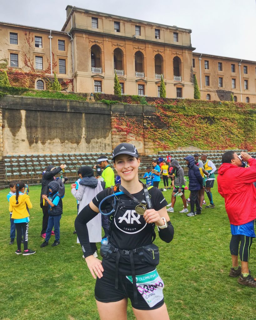 Two Oceans Marathon Trail Run