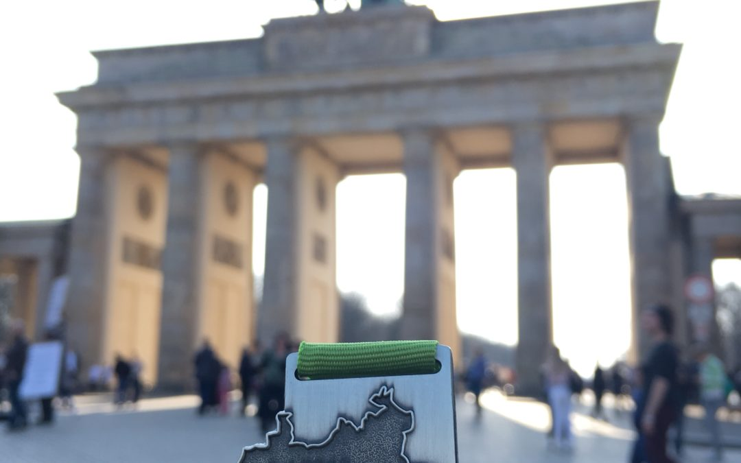 Berlin Half Marathon Race Review