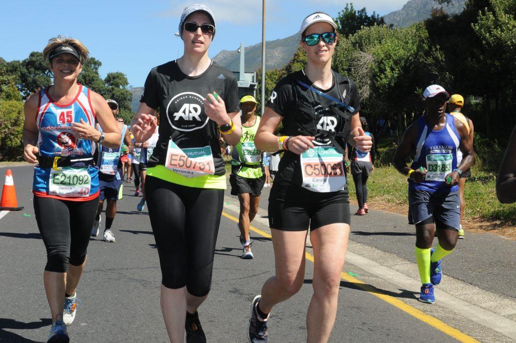 Two Oceans Marathon Double