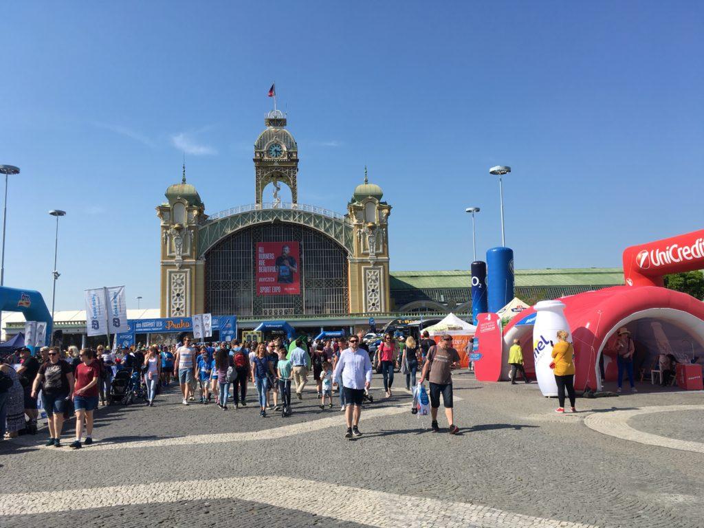 Prag Marathon Expo