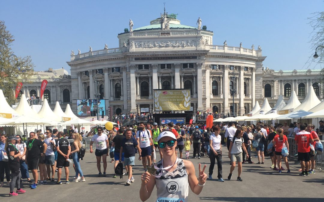 Vienna City Marathon review
