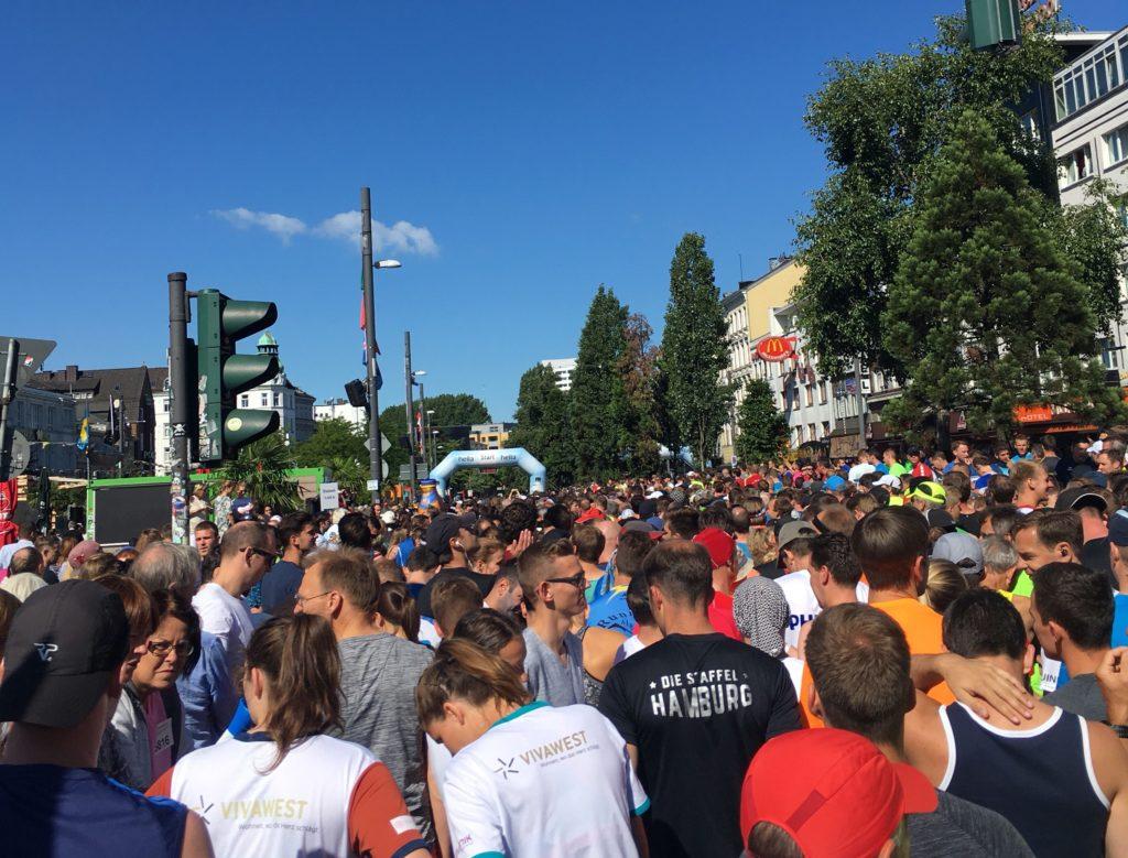 Hella Hamburg Half Marathon