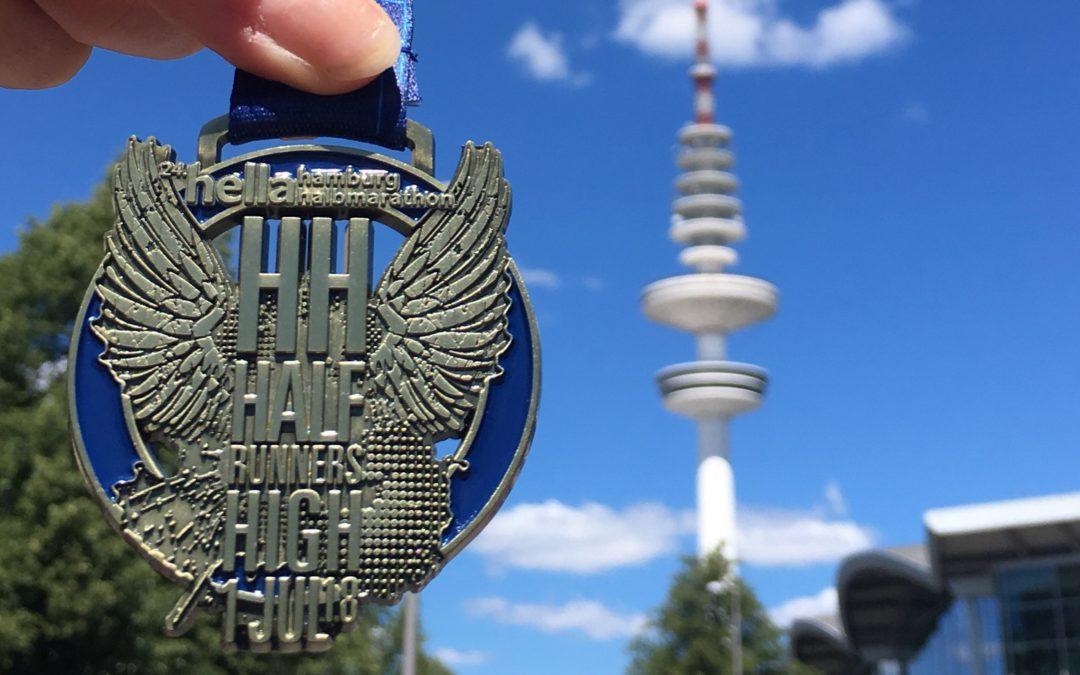 Hella Hamburg Halbmarathon