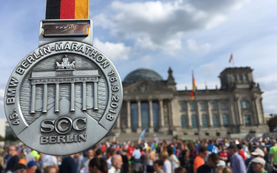 Overcoming failure – I missed my Berlin Marathon goal, now what?