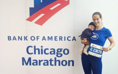 Returning to Marathon running postpartum