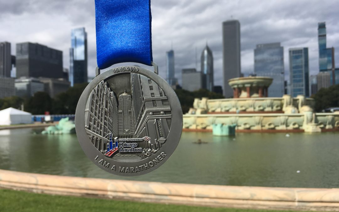 Chicago Marathon – a run through the Windy City