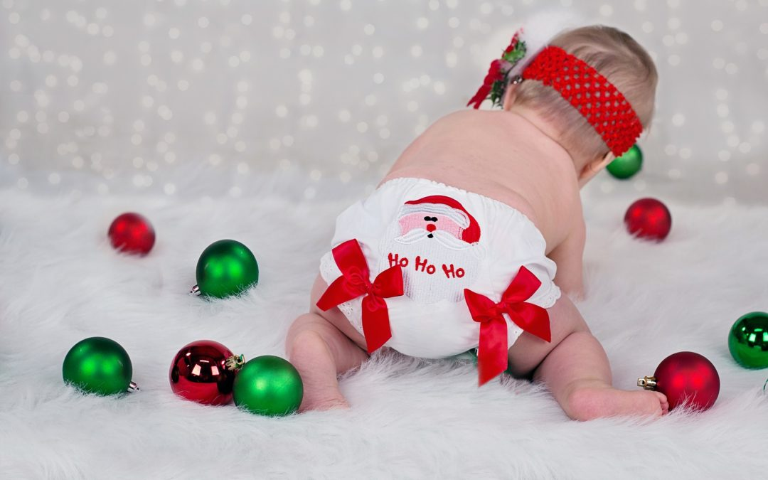 The best Christmas gifts for new moms, new dads and their babies