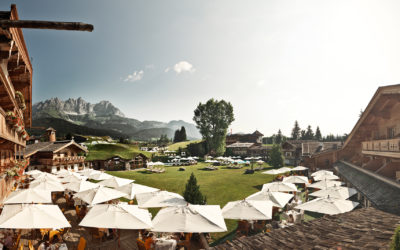 Vacation in Austria – my favorite hotels